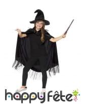 Kit scintillant noir de petite sorcière, image 1