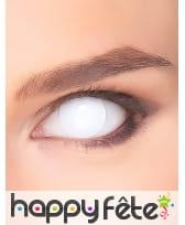 Lentilles blanche opaque
