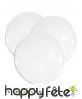 Lot de 5 grands Ballons, 47 cm, image 1