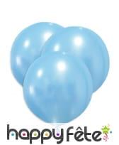 Lot de 5 grands Ballons, 47 cm, image 3