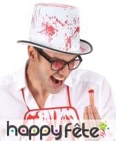 Lunettes éclaboussées de sang, image 1
