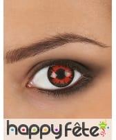 Lentilles effet éclat de sang, image 2