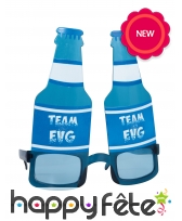 Lunettes en forme de bières, Team EVG, image 1