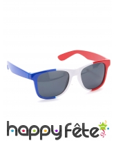 Lunettes France pour supporter