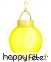 Lanterne lumineuse de forme asiatique, 15 cm, image 2