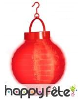 Lanterne lumineuse de forme asiatique, 15 cm, image 5
