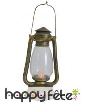 Lanterne lumineuse de mineur