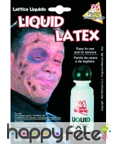 Latex liquide pour fausse peau