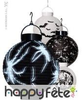Lanterne pour halloween de 20 cm