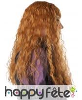 Longue perruque rousse ondulée pour enfant, image 2