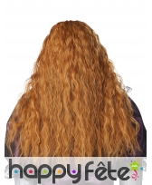 Longue perruque rousse ondulée pour enfant, image 3
