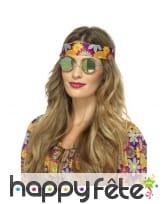 Lunettes rondes de style hippie, image 6