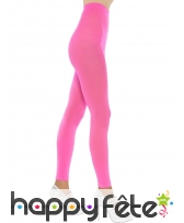 Legging rose fluo, image 2