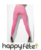 Legging rose fluo, image 1