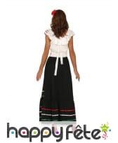 Longue robe mexicaine pour femme, image 1