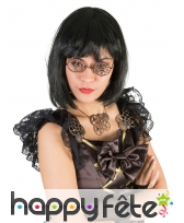 Lunettes rondes style Steampunk