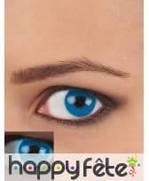 Lentilles UV bleues, image 2