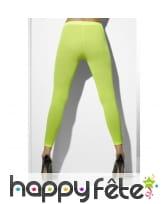 Legging vert fluo, image 1