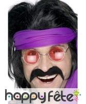 Moustaches années 80