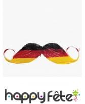 Moustache Allemagne adhésive, image 1