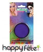 Maquillage à l'eau en pastille de 12g, image 5