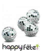 Mini boules à facettes de 3.5cm, image 2