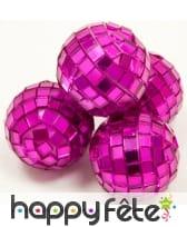 Mini boules à facettes de 3.5cm, image 4