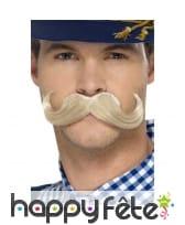 Moustaches blondes de bavarois, Oktoberfest