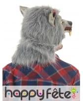 Masque capuche de Loup garou, image 1