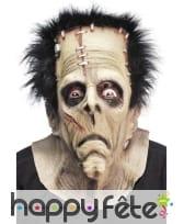 Masque complet de frankenstein, le monstre