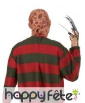 Masque complet de Freddy Krueger, image 1