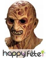 Masque complet de Freddy Krueger, image 2
