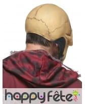 Masque crâne en latex, image 1