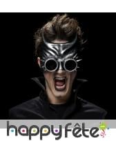 Masque catwoman futuriste