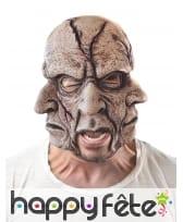 Masque de 3 visages intégral pour adulte