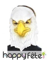 Masque d'aigle royal pour enfant