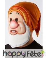 Masque de Atchoum pour adulte, version cagoule, image 2