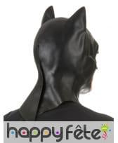 Masque de Batman en latex pour adulte, image 1