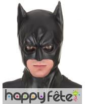 Masque de Batman en latex pour adulte
