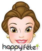 Masque de Belle, la Belle et la Bête
