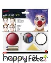 Maquillage de clown terrifiant, image 10