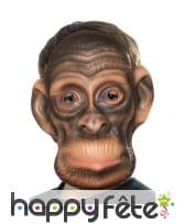 Masque de chimpanzé pour enfant