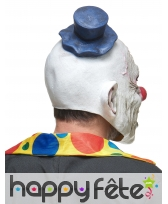 Masque de clown horrible yeux brûlés, image 1