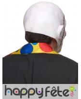 Masque de clown visage recousu, image 1