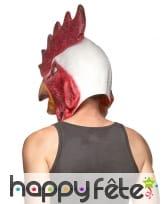 Masque de coq pour adulte, image 1