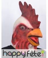 Masque de coq pour adulte, image 2