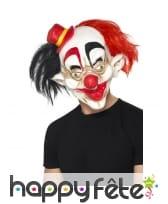 Masque de creepy le clown