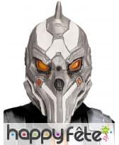 Masque de cyborg intégral