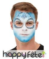Maquillage Dia de los muertos pour adulte, image 3