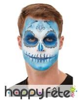 Maquillage Dia de los muertos pour adulte, image 4